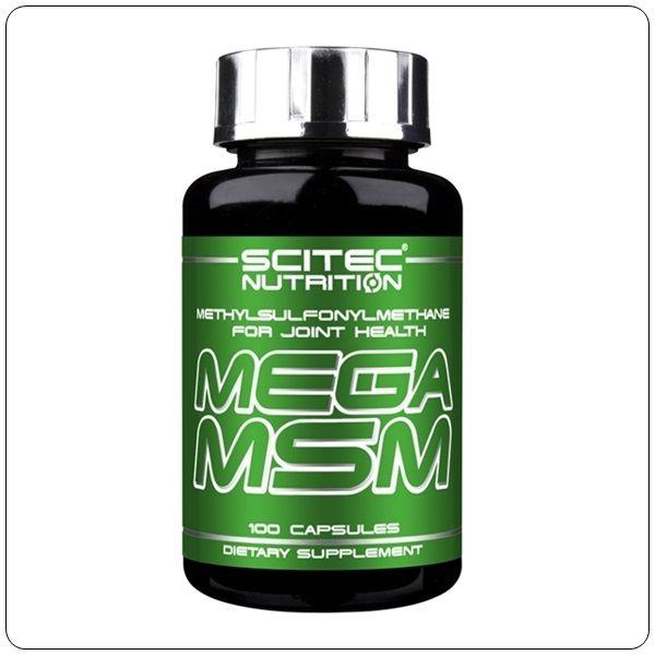 Mega MSM 100 kapsz